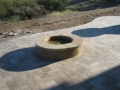 fire-pit-travertine